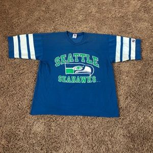 🔥Vintage Seattle Seahawks Tee🔥